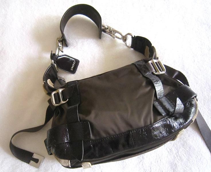 6855ea4cc DKNY Brown Hobo Bag - Luxurylana Boutique
