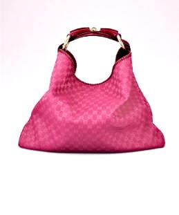 7c8d778c3 Gucci Fuchsia Horsebit Large Hobo Bag - Luxurylana Boutique
