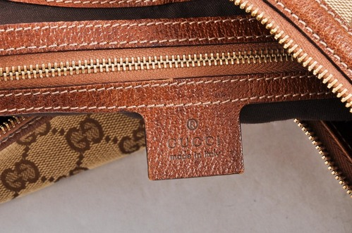 ded1d89b6 Gucci Monogram GG Bamboo Saddle Hobo Bag - Luxurylana Boutique