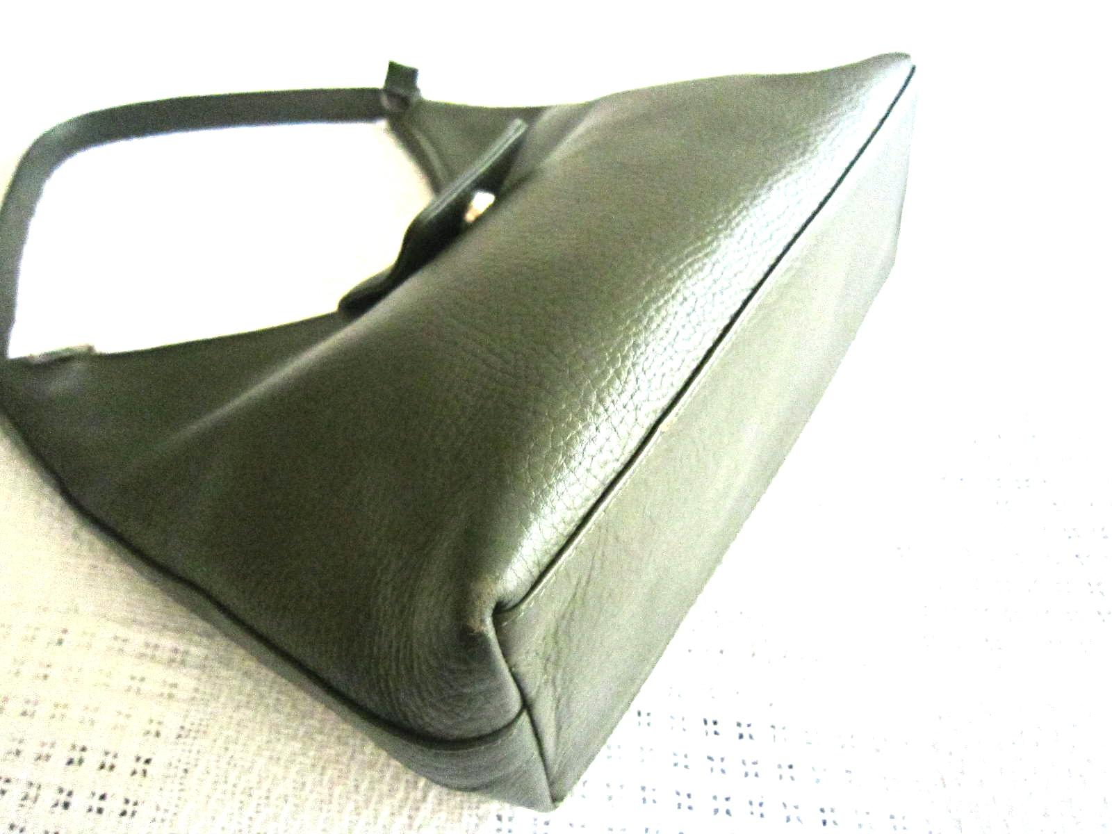 3e35fb4be Lazaro Olive Leather Hobo Bag - Luxurylana Boutique