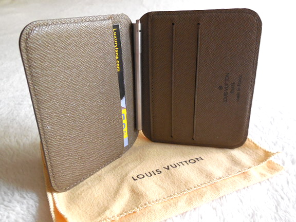 27a0f7a103 Louis Vuitton Business Cardholder & Money Clip