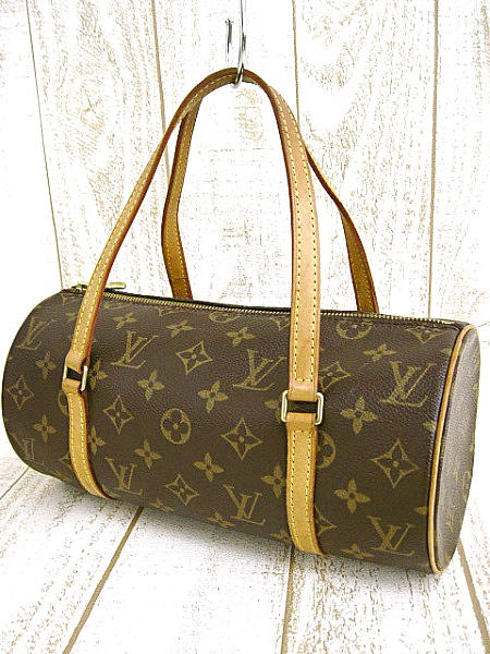 d0247af64192 Louis Vuitton Monogram Canvas Papillon 26 Handbag - Luxurylana Boutique