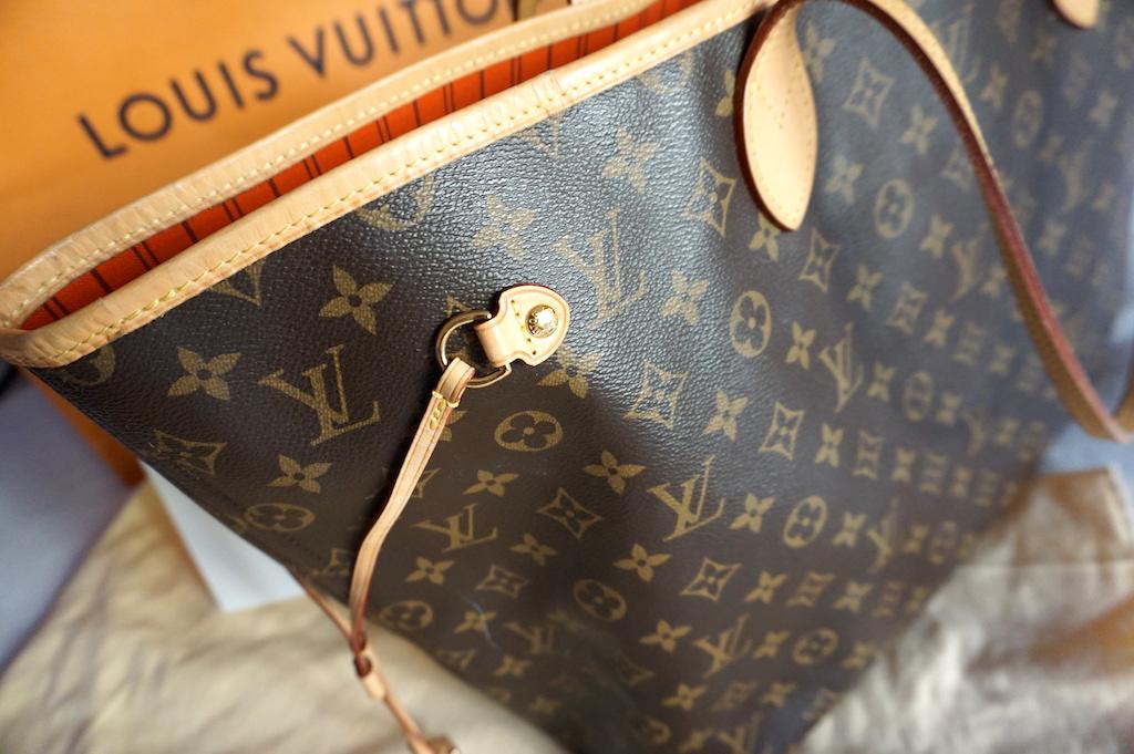 Louis Vuitton Neverfull GM Tote Bag - Luxurylana Boutique 1f0049ec5f309